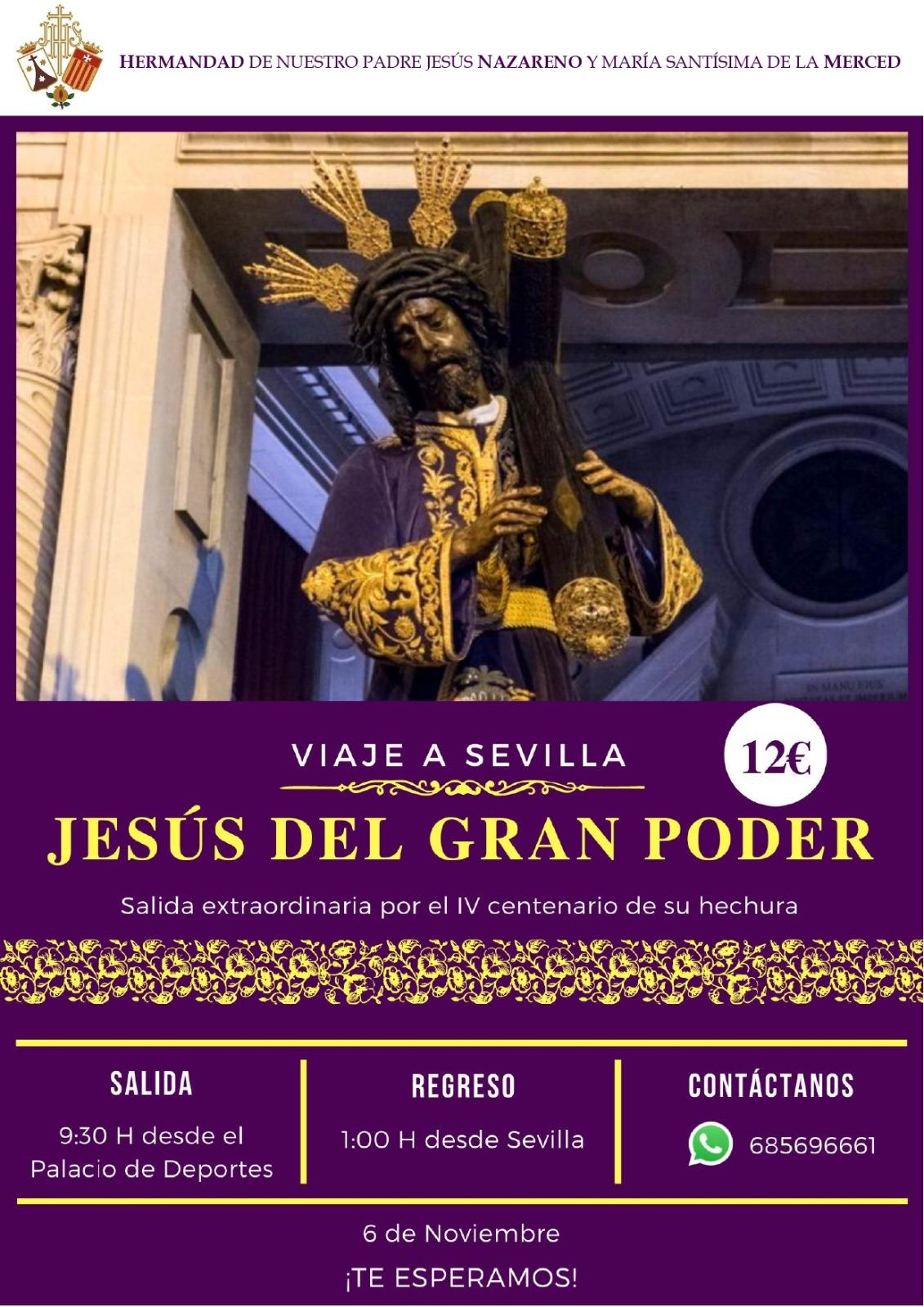Lee más sobre el artículo Viajes a Sevilla y Málaga
